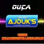 Logo da emissora R�dio Gospel Ajduk�s