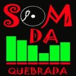 Logo da emissora Rádio Som da Quebrada