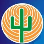 Logo da emissora R�dio Canudos 104.9 FM
