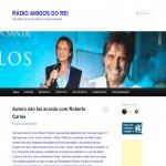 Logo da emissora R�dio Amigos do Rei