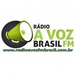 Logo da emissora Rádio A Voz FM