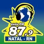 Logo da emissora R�dio 87.9 FM