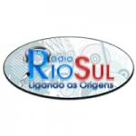 Logo da emissora Rádio Rio Sul