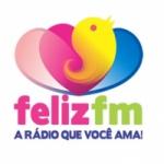 Logo da emissora Rádio Feliz 87.9 FM