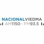 Logo da emissora Radio Nacional 1150 AM 93.5 FM