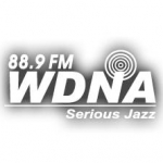 Logo da emissora Radio WDNA 88.9 FM