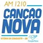 Logo da emissora Rádio Canção Nova 1210 AM