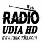 Logo da emissora Web Rádio Udia HD