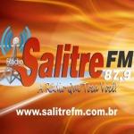 Logo da emissora Rádio Salitre Fm