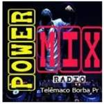 Logo da emissora Rádio Power Mix