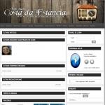 Logo da emissora Web Rádio Costa da Estância