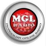 Logo da emissora MGL Radio Mongolia FM 102.1