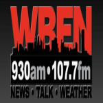 Logo da emissora WBEN 930 AM