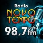 Logo da emissora Rádio Novo Tempo 98.7 FM