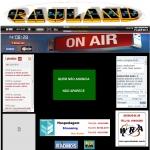 Logo da emissora Rauland Web Radio