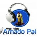 Logo da emissora Web Rádio Amado Pai