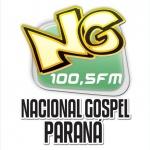 Logo da emissora Rádio Nacional Gospel 100.5 FM