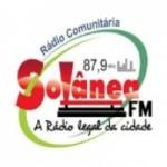Logo da emissora Rádio Solânea 87.9 FM