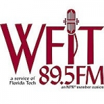Logo da emissora Radio WFIT 89.5 FM