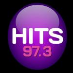 Logo da emissora WFLC 97.3 FM HITS
