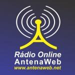 Logo da emissora Antena Web