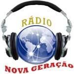 Logo da emissora R�dio Nova Gera��o
