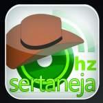 Logo da emissora Rádio Gospel HZ Sertaneja