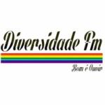 Logo da emissora Diversidade FM
