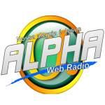 Logo da emissora Alpha Web Radio