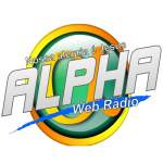 Logo da emissora Alpha Web Rádio