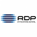 Logo da emissora RTP Rádio RDP International Dili 105.3 FM