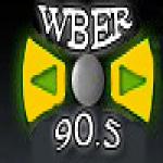 Logo da emissora WBER 90.5 FM
