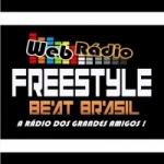 Logo da emissora Freestyle Beat