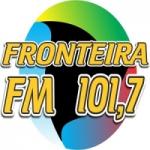 Logo da emissora R�dio Fronteira Foz