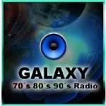 Logo da emissora Galaxy Live Radio