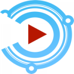 Logo da emissora Rádio Blu FM