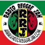Logo da emissora Rádio Reggae Jah