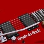 Logo da emissora Rádio Templo do Rock