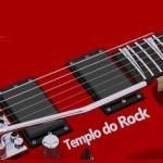 Logo da emissora R�dio Templo do Rock
