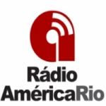 Logo da emissora Rádio América Rio