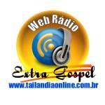 Logo da emissora Web Rádio Extra Gospel