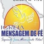 Logo da emissora Rádio Mensagem de Fé
