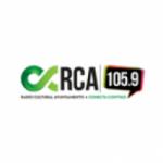 Logo da emissora Radio Cultural Ayuntamiento 105.9 FM