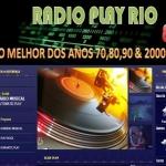 Logo da emissora Rádio Play Rio
