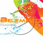 Logo da emissora Rádio Belém Hits