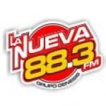 Logo da emissora Radio WGNK 88.3 FM