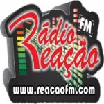 Logo da emissora Web R�dio Rea��o FM