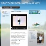 Logo da emissora R�dio Voz Pentecostal