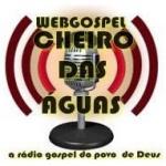 Logo da emissora Rádio Cheiro das Águas