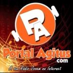 Logo da emissora Portal Agitus